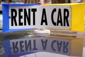 autocategorie autohuur rent a car