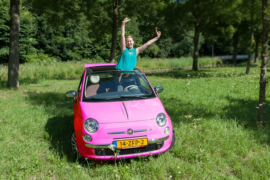 Marije Meijnckens Sunny Cars