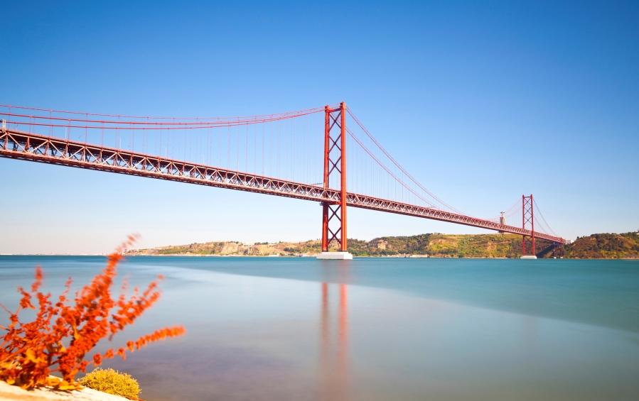 25 aprilbrug, Lissabon