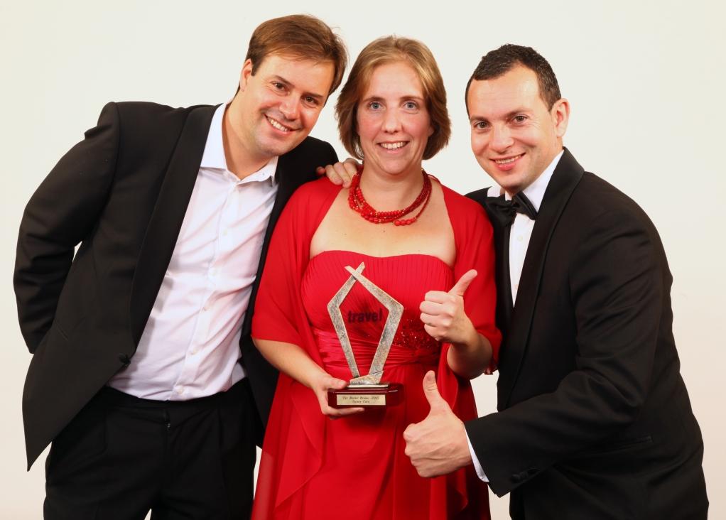 TM Travel Awards 2013