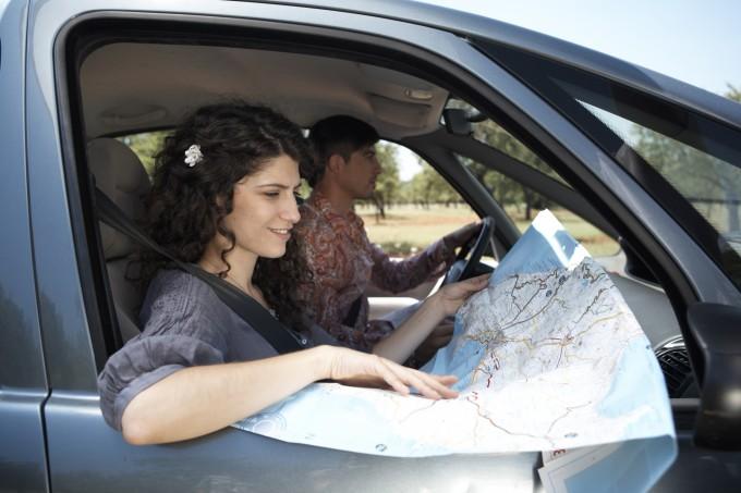 extra bestuurder huurauto vrouw kaart