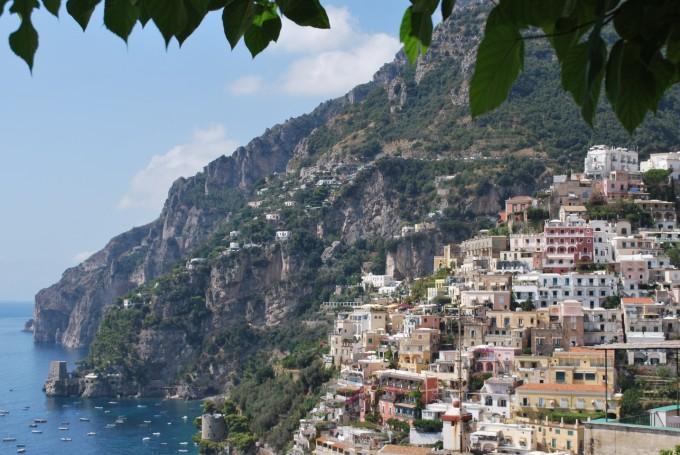 amalfitaanse kust Italië