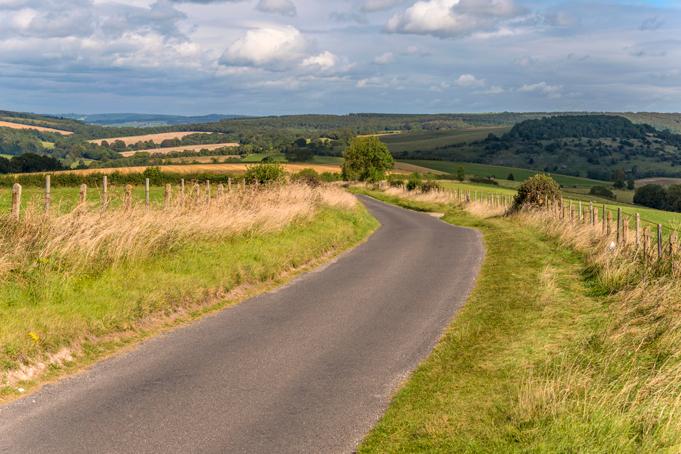 Devon, Engeland met huurauto