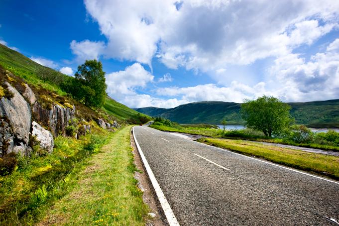Autohuur in Schotland