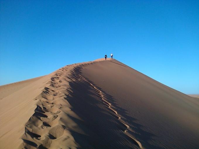 Zandduinen Marokko