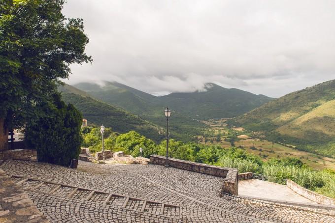 Campodimele Italië natuur