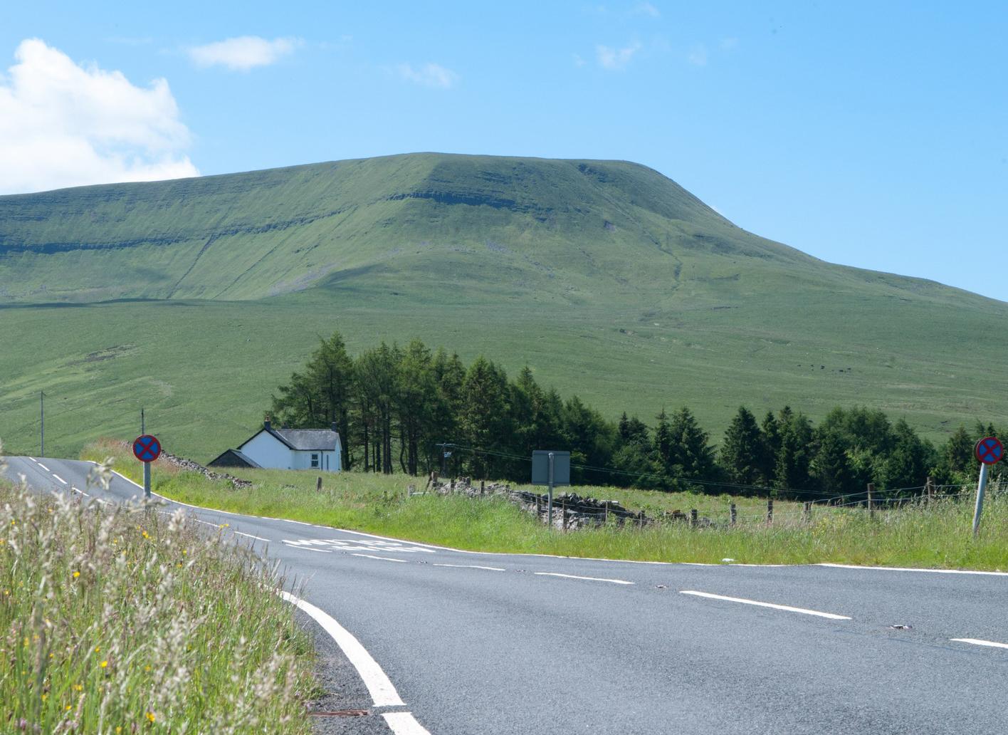 Wales landweggetje