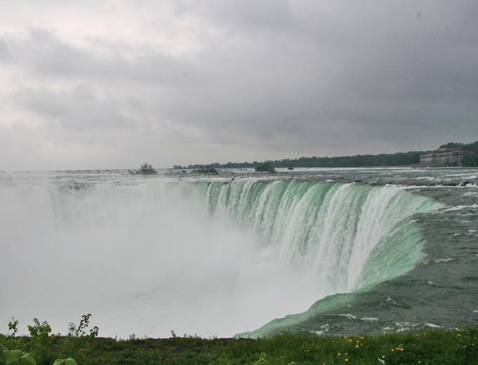 rondreis amerika niagara falls