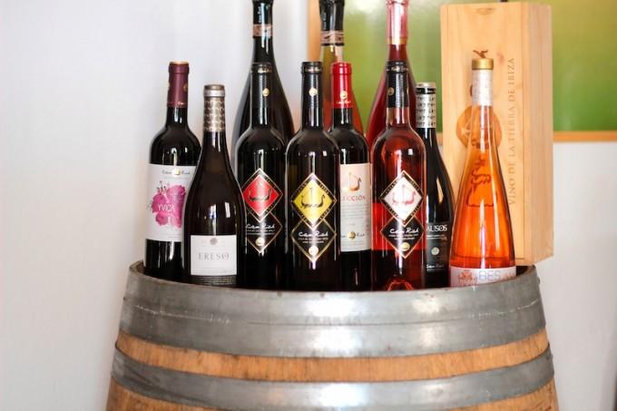 Biologisch wijnhuis Ibiza