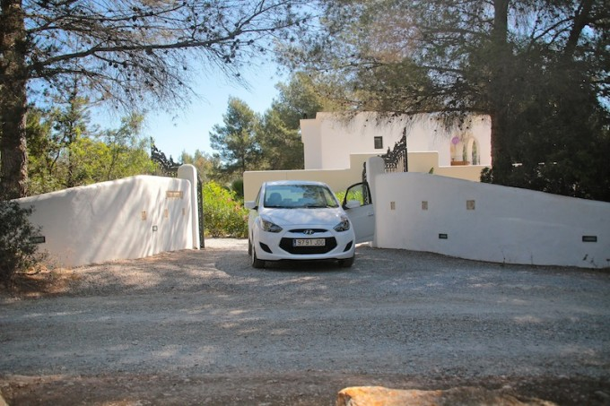 Huurauto Sunny Cars Ibiza