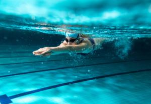 Zwemmen op WK