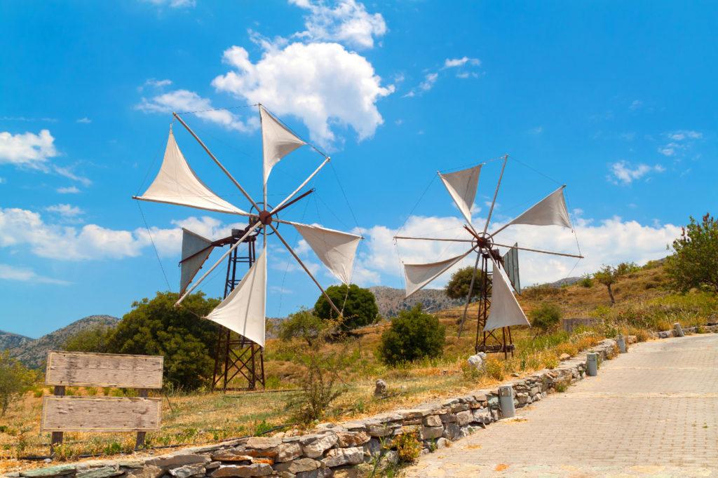 Molens Kreta