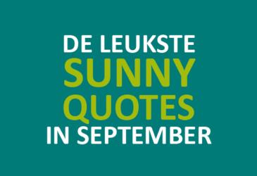 De leukste quotes van september 2017