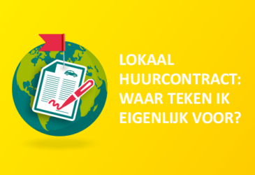 Lokaal huurcontract: Waar teken ik eigenlijk voor?