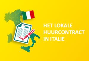 Lokaal huurcontract Italië