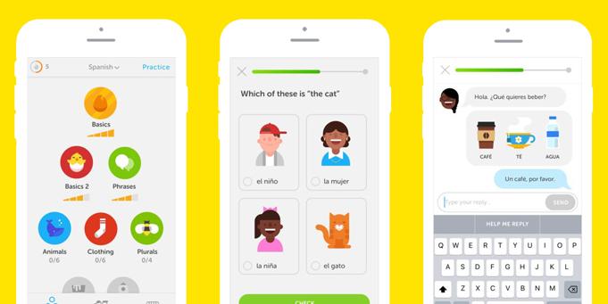 Duolingo - App van de maand