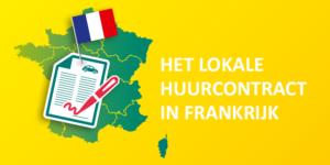 Lokaal huurcontract Frankrijk