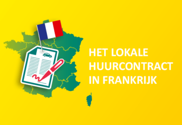 Lokaal huurcontract: Wat staat daar in het Frans?