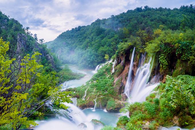Plitvice nationaalpark