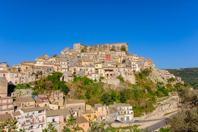 Ragusa Ible op Sicilië