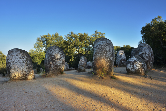 Cromeleque dos Almendres, Portugal