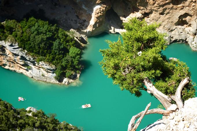 Gorges du Verdon, Frankrijk