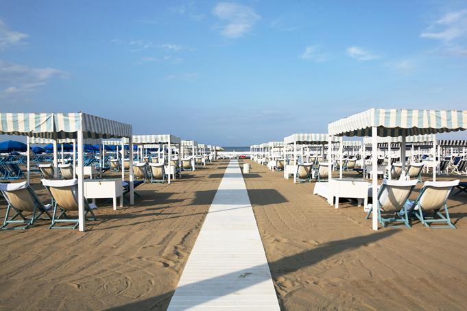 Italië Forte dei Marmi