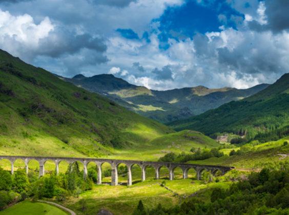 Op roadtrip door de ruige Hooglanden van Schotland