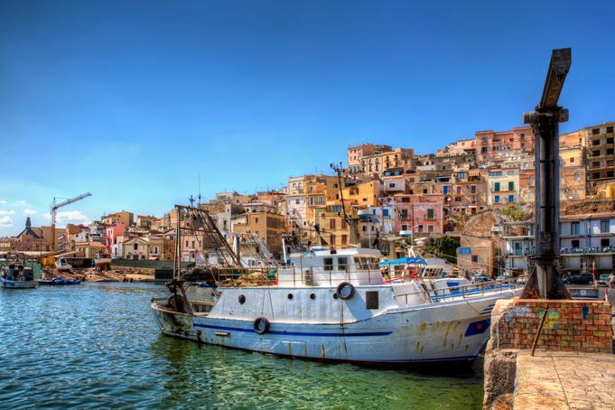 Sicilië Sciaccia