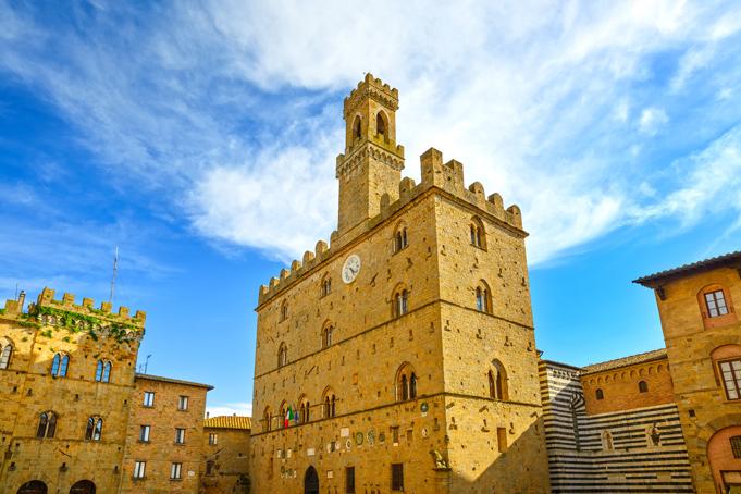 Toscane, Palazzo dei priori