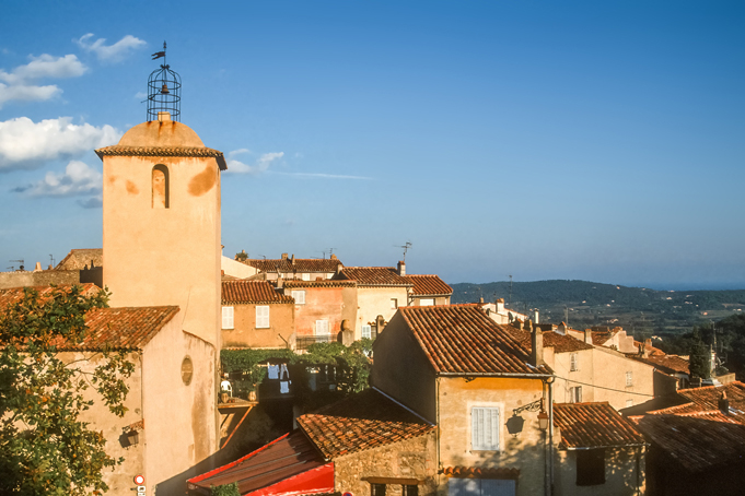 Ramatuelle in Frankrijk