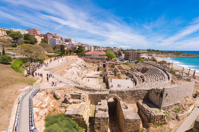 Tarragona, Spanje