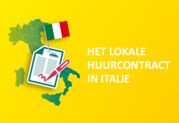 Lokaal huurcontract: Wat staat daar in het Italiaans?