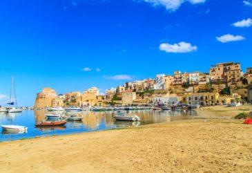 Griekse en Romeinse overblijfselen op Sicilië