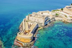 Ortigia, Syracusa, Sicilië