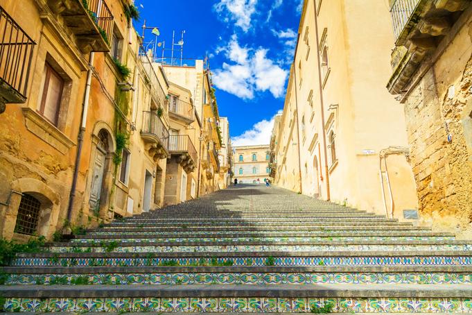 Santa Maria del Monte, Sicilië