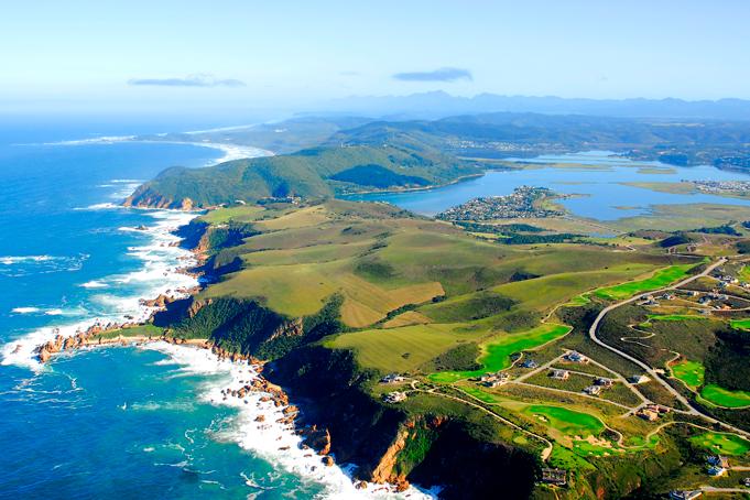 Knysna tuinroute Zuid-Afrika