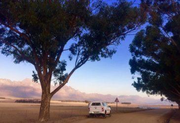 Road trip door Zuid-Afrika