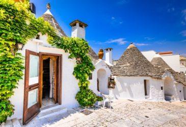 4 reisbloggers ontdekken lege stranden in Puglia in Italië