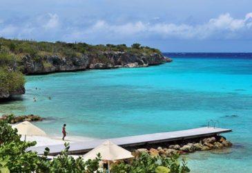 Het perfecte strandleven van Curaçao