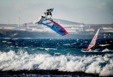 Windsurfparadijs op Gran Canaria