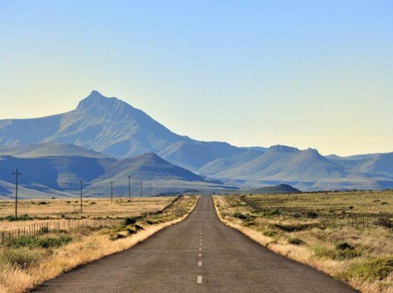 Road trip Zuid-Afrika richting Namibië