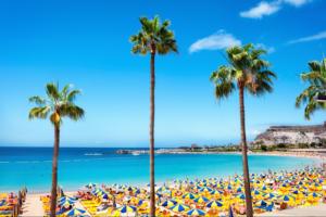 Gran Canaria zonbestemming