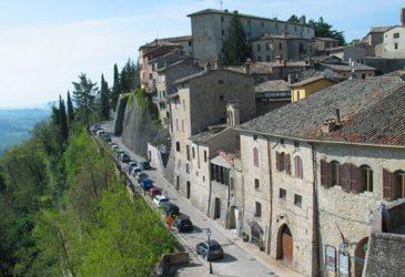 Umbrië, het Groene hart van Italië