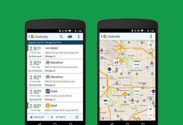 4 apps die je helpen voordeliger te tanken