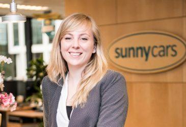 Interview met Rianne Zoet, Sales Representative bij Sunny Cars