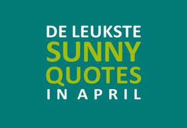 De 4 leukste quotes van april 2016