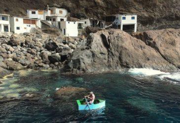 De piratenbaai van La Palma