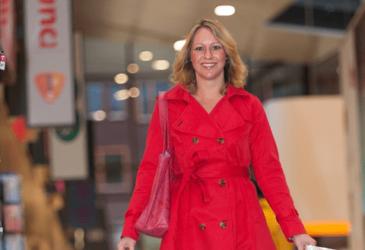 Susanne Pols-van Gelder – Manager reserveringsafdeling Nederland en België