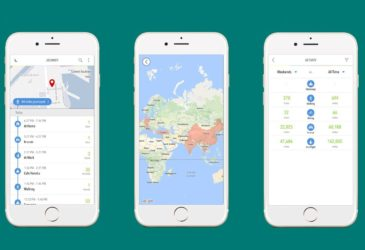 Deze handige app maakt een spoor van broodkruimels